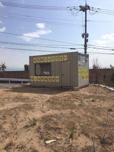 桜ヶ丘山手 建築条件なし土地分譲地 53号地 海側の角地です