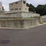 神戸市灘区桜ケ丘山手 建築条件なし土地分譲地 57号地 現地外観